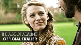 """The Age of Adaline (2015 Movie - Blake Lively) Official Trailer – """"Someone To Love"""""""