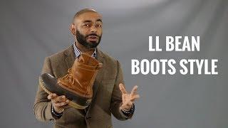 People love L.L.Bean winter boots