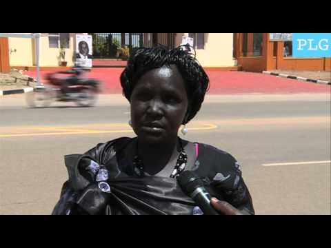 Women in South Sudan Crying for Peace