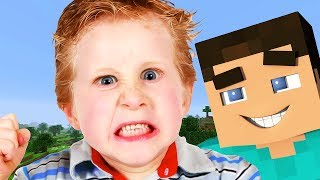 MINECRAFT SQUEAKER TROLLING: SO MUCH WOW!
