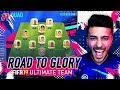 FIFA 19 ROAD TO GLORY #1 - AMAZING BUNDESLIGA STARTER SQUAD! - FIFA 19 ULTIMATE TEAM