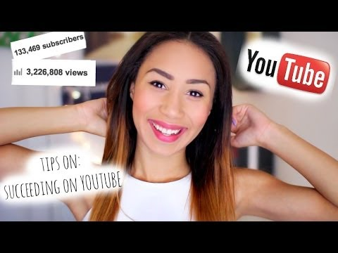 How To Start A Successful Youtube Channel | MyLifeAsEva