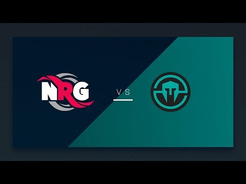 CS:GO: NRG vs. Immortals [Overpass] Map 2 - NA Final Day - ESL Pro League Season 6