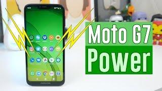 Moto G7 Power: Dá pra apostar nele? Eu usei e conto (Análise / Review)