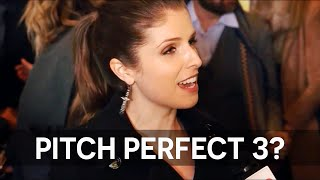 Anna Kendrick talks about