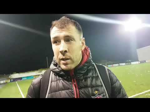 🗣 Brian Gartland: Post-match Interview (Trophy Night)