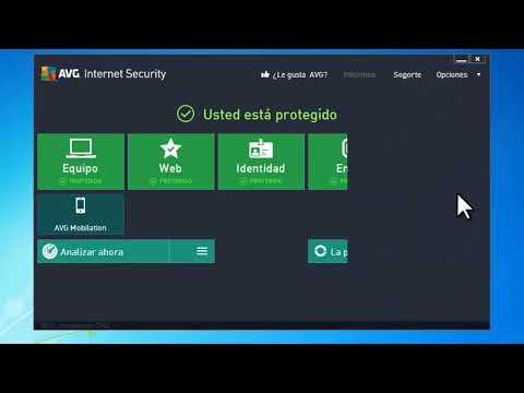Cómo desactivar mensaje de Versión ilegal de AVG Internet Security 2013/2014 ¡SOLUCIONADO!