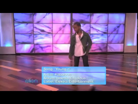 Jaden Smith Dancing