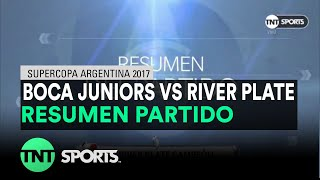 download musica Resumen de Boca Juniors vs River Plate 0-2 Supercopa Argentina 2017