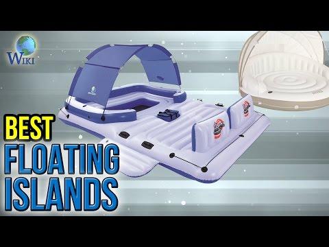 8 Best Floating Islands 2017