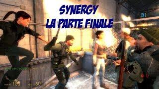 Synergy: Half Life 2 - Episode Two   Full Game   Debyaka & Ed Playthrough   1280p