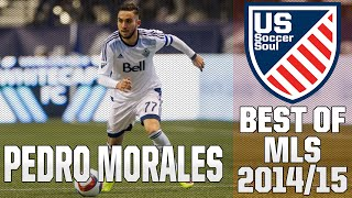 Pedro Morales ● Skills, Goals, Highlights MLS 2014/15 ● US Soccer Soul | HD
