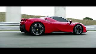 Ferrari SF90 Stradale Debut Video