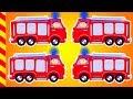Мультики про Пожарные машинки 15 МИН Пожарная машина мультфильм Мультики про пожарных Пожарные mp3