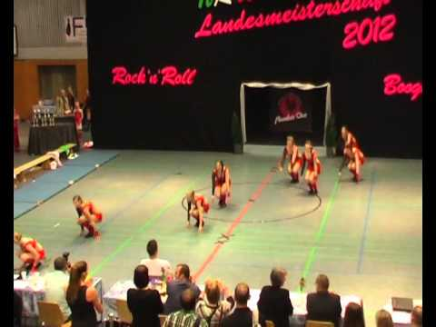 Unpredictable - Landesmeisterschaft NRW 2012