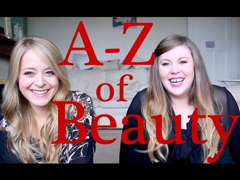 A-Z of Beauty TAG with SprinkleofGlitter!