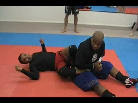 Sambo Defense For Rear Naked Choke
