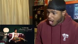 Download Lagu Cardi B - Bartier Cardi (feat. 21 Savage) |REACTION| LIT ASF!!! MUST WATCH Gratis STAFABAND