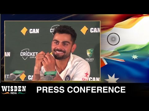 Virat Kohli Press Conference | Aus v Ind, Third Test, Day 3 | Wisden India