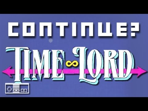 Time Lord (NES) - Continue? (Sci-Fi Month!)