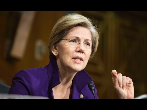 Elizabeth Warren: Obama Sided With Wall Street Over Main Street
