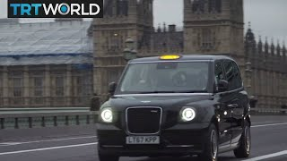 London's Electric Taxi: In 2018 new taxi's will be electric cars