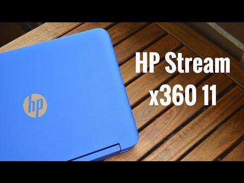 HP Stream x360 11 portátil. review en español