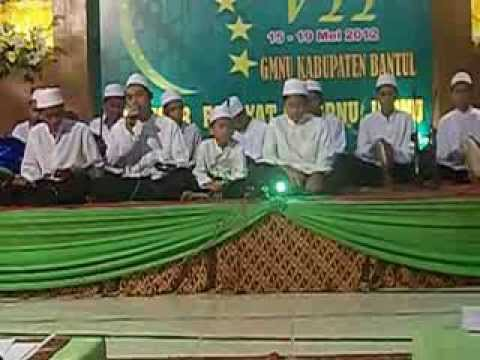 Maulid-al Barzanji video