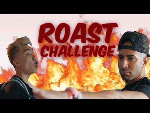 fouseyTUBE vs. RICEGUM! Roast Yourself Challenge (DISS TRACK)