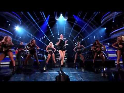 Jessie J - Bang Bang & Burnin' Up (Dancing with the Stars)