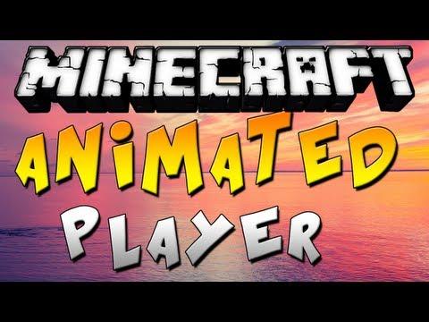 Como Descargar Animated Player Mod Para Minecraft 1.5, 1.6 Y 1.7