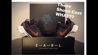 Most Expensive Shoe in my Collection | Unboxing Nike HyperAdapt 1.0