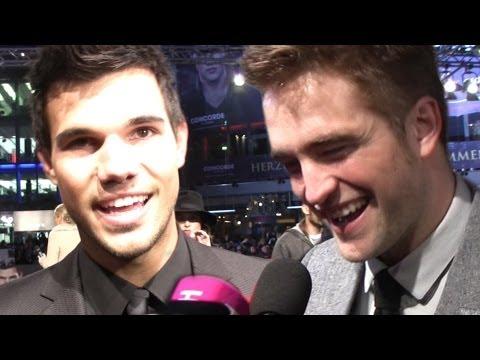 Twilight Breaking Dawn Teil 2 Premiere in Berlin