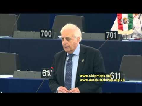 EU free movement trumping national labour laws - @DerekClarkMEP @UKIP