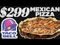 $299 Taco Bell Mexican Pizza | Fancy Fast Food | Mythical Kit...
