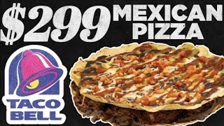 $299 Taco Bell Mexican Pizza | Fancy Fast Food | Mythical Kitchen