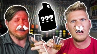 MYSTERY Alcohol Taste Test!! (Super HARD)