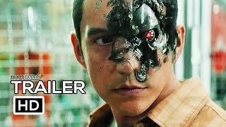TERMINATOR 6: DARK FATE Official Trailer (2019) Arnold Schwarzenegger, Linda Hamilton Movie HD