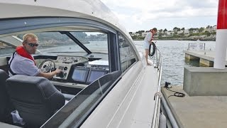 Cruise Further, Cruise Safer episode 9 - Leaving a windy berth | Motor Boat & Yachting