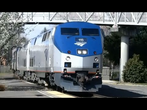 HD Amtrak Movie
