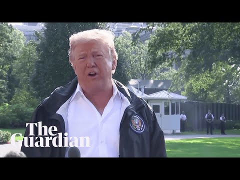 'Tremendous progress': Trump on North Korea denuclearisation