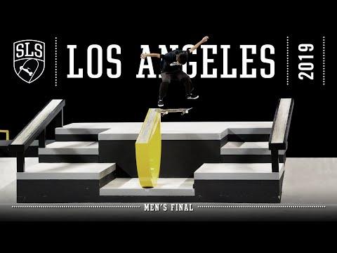 Street League World Tour Stop #2 - Los Angeles Mens Finals