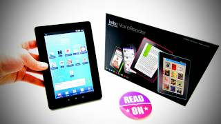 Kobo Vox Unboxing ($199 Android Tablet)
