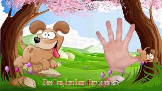 Dog Finger Family Collection - Funny Cartoons Animals Dog Finger Family Nursery Rhymes
