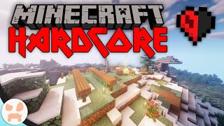My FIRST TIME Playing HARDCORE MINECRAFT! | Hardcore Survival Ep. 1