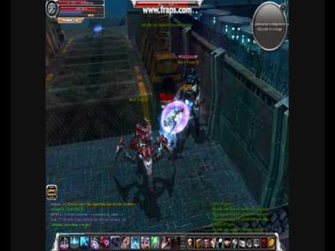 CABAL Online EA Lv151 Pontus Ferrum pela 1ª vez by Franklyn