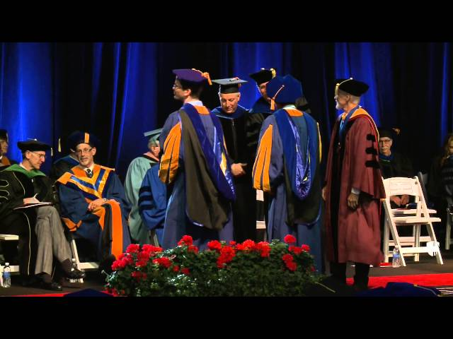 Stony Brook University Doctoral Graduation and Hooding Ceremony, May 22, 2014