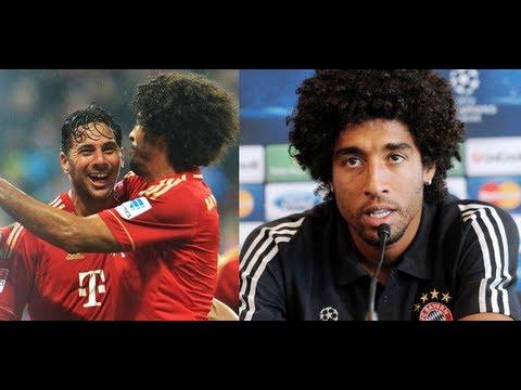 Dante - Claudio Pizarro es mi hermano y merece jugar un Mundial