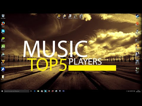 TOP 5: Best MUSIC PLayer Software