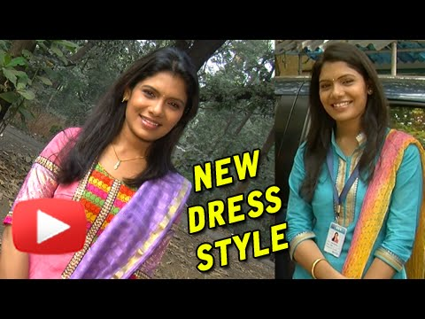 Aditi's New Look In Ka Re Durava - Zee Marathi Serial - Suruchi Adarkar video